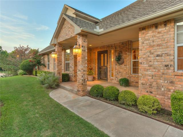 603 Birkdale Drive, Edmond, OK 73025 (MLS #830770) :: Barry Hurley Real Estate