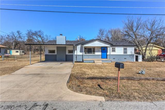 10609 Tumilty Terrace, Midwest City, OK 73130 (MLS #830813) :: Wyatt Poindexter Group