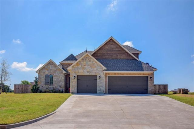 3303 Pondridge Road, Chickasha, OK 73018 (MLS #830844) :: KING Real Estate Group