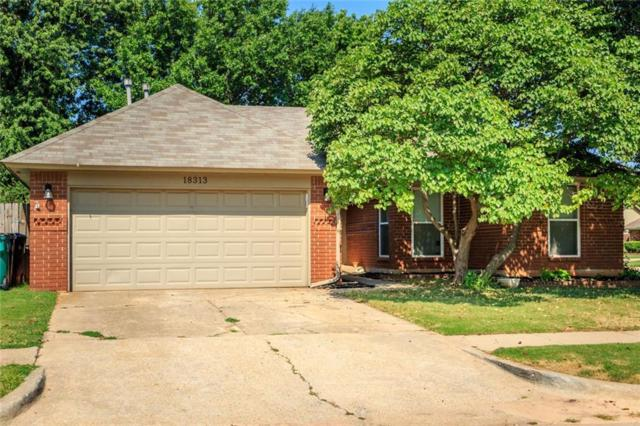 18313 Willow Oak Lane, Edmond, OK 73012 (MLS #830878) :: Wyatt Poindexter Group
