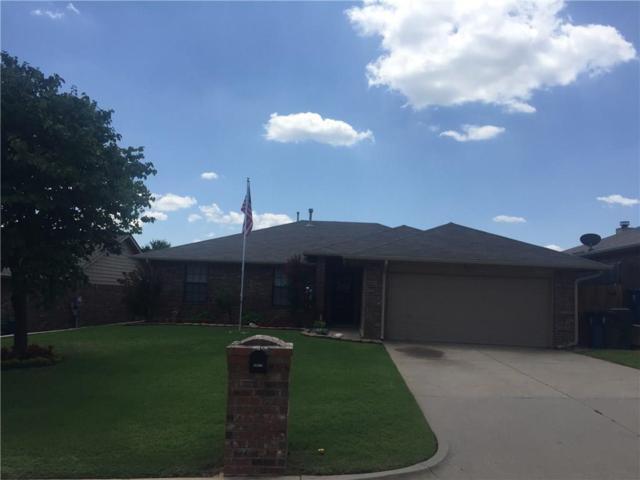 10812 Ashton Terrace, Midwest City, OK 73130 (MLS #830881) :: Wyatt Poindexter Group