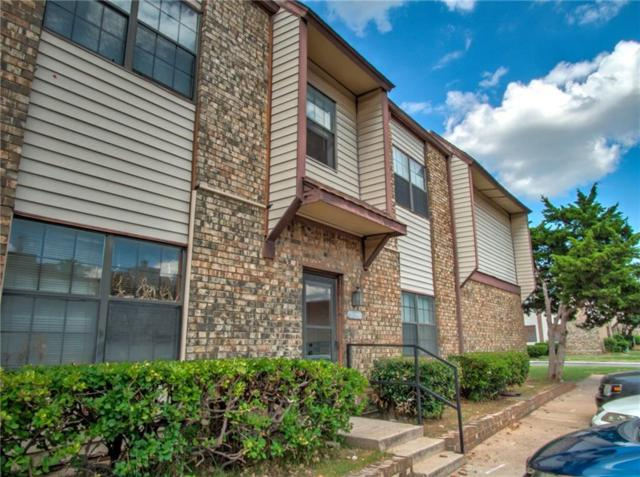 401 12th #116, Norman, OK 73071 (MLS #830897) :: Homestead & Co