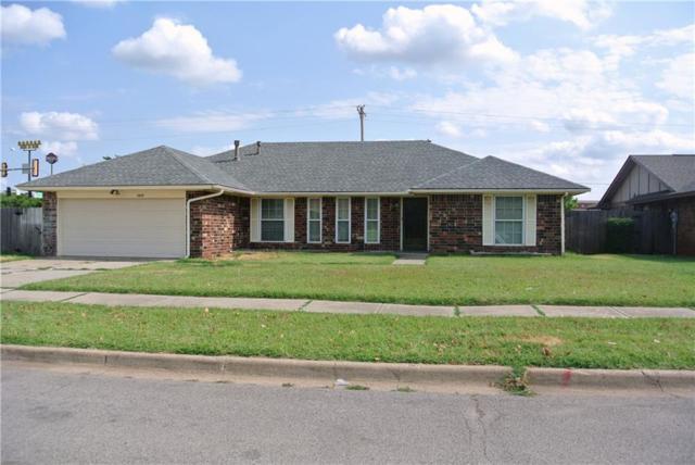 1212 Crossroads Court, Norman, OK 73072 (MLS #830898) :: Wyatt Poindexter Group