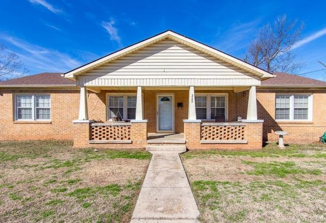 225 S Canadian Street, Purcell, OK 73080 (MLS #830899) :: UB Home Team
