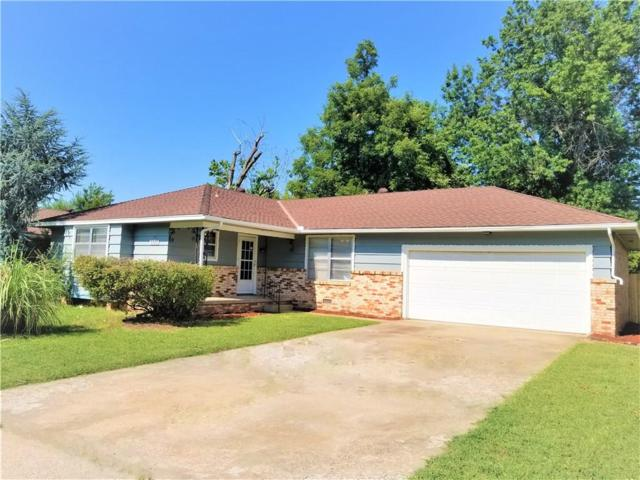 1117 N Carol, Oklahoma City, OK 73127 (MLS #830928) :: Wyatt Poindexter Group