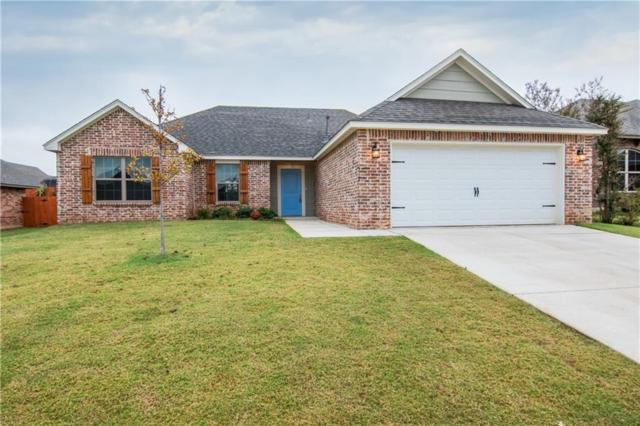 713 S Patterson Drive, Moore, OK 73160 (MLS #831031) :: Barry Hurley Real Estate