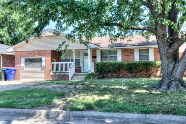 721 W Hughbert Street, Norman, OK 73069 (MLS #831043) :: Wyatt Poindexter Group