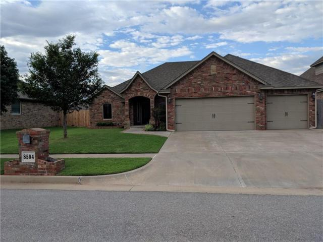 8504 NW 112th Terrace, Oklahoma City, OK 73162 (MLS #831052) :: Wyatt Poindexter Group