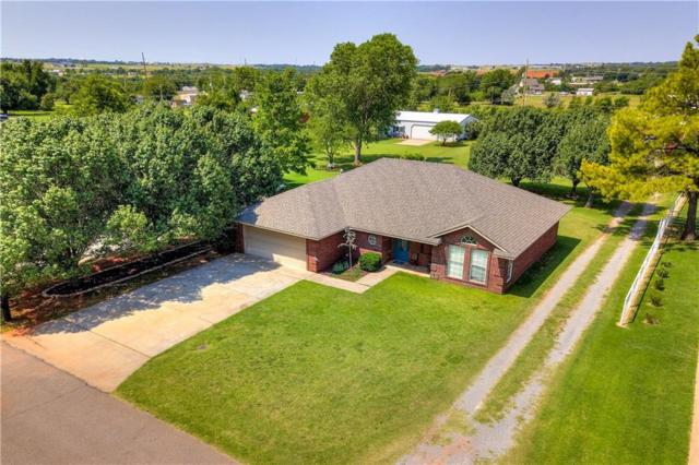 6 Liberty Lane, Elk City, OK 73644 (MLS #831089) :: Wyatt Poindexter Group