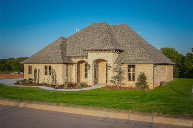 2576 Forest Glen Drive, Choctaw, OK 73020 (MLS #831128) :: Erhardt Group at Keller Williams Mulinix OKC