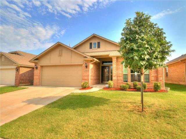 10432 NW 35th, Yukon, OK 73099 (MLS #831137) :: Wyatt Poindexter Group
