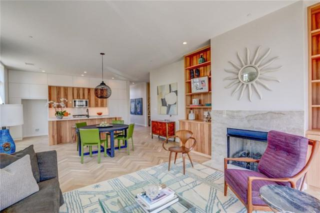 701 N Hudson Avenue #402, Oklahoma City, OK 73102 (MLS #831172) :: KING Real Estate Group
