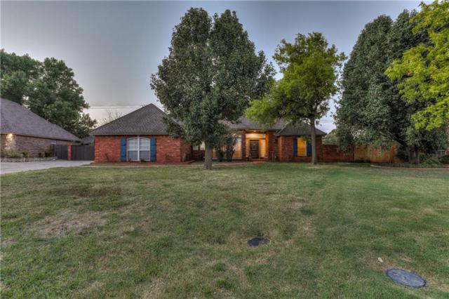 11632 Kingswick Drive, Oklahoma City, OK 73162 (MLS #831182) :: Wyatt Poindexter Group