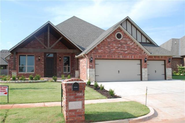11532 SW 55 Street, Mustang, OK 73064 (MLS #831201) :: Wyatt Poindexter Group