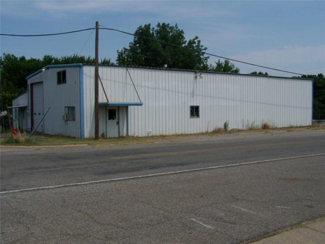 400 S. Main, Elmore City, OK 73433 (MLS #831226) :: Erhardt Group at Keller Williams Mulinix OKC