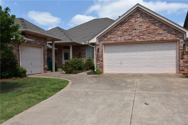14916 Salem Creek, Edmond, OK 73013 (MLS #831349) :: Wyatt Poindexter Group