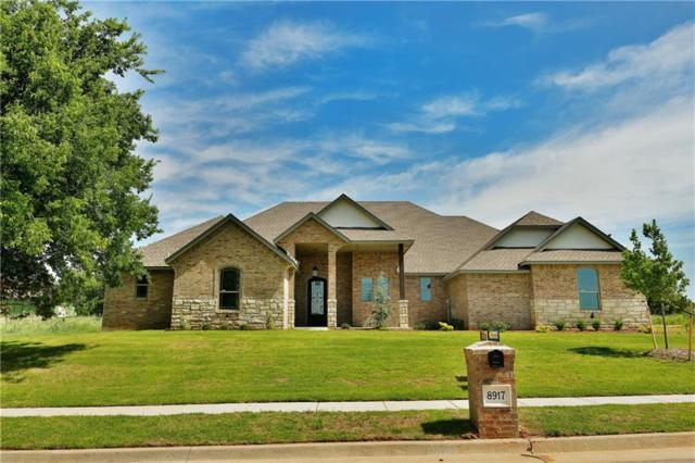 8917 SW 109th Street, Oklahoma City, OK 73173 (MLS #831364) :: Wyatt Poindexter Group