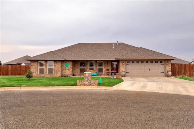 108 Woodridge, Elk City, OK 73644 (MLS #831398) :: Wyatt Poindexter Group