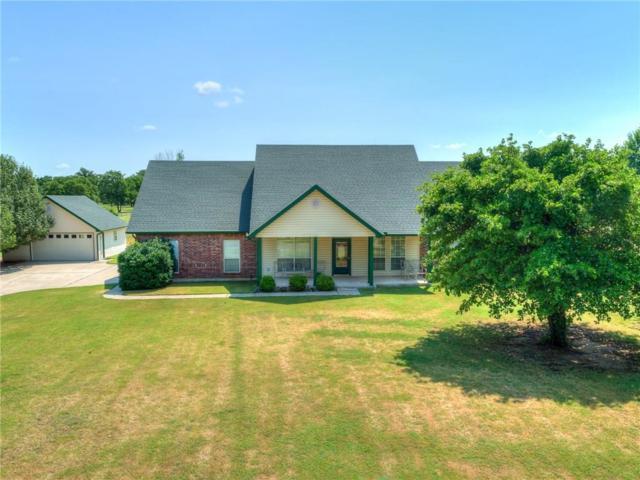 708 Choctaw Vista West, Choctaw, OK 73020 (MLS #831406) :: Wyatt Poindexter Group