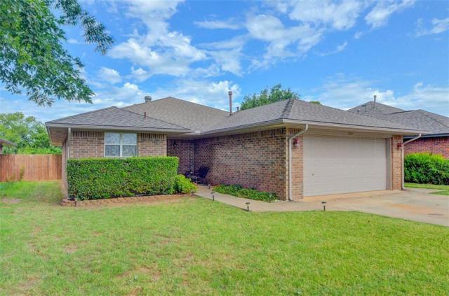 1105 Southridge Drive, Purcell, OK 73080 (MLS #831489) :: Homestead & Co