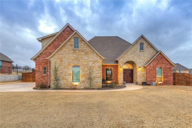 1702 NW 35th Terrace, Newcastle, OK 73065 (MLS #831534) :: Wyatt Poindexter Group