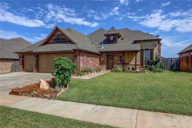 9021 SW 38th Terrace, Oklahoma City, OK 73179 (MLS #831578) :: KING Real Estate Group