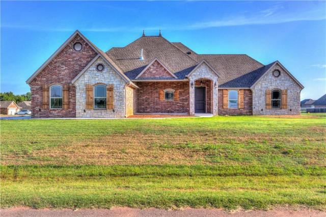 3423 NW 22nd Pl., Newcastle, OK 73065 (MLS #831643) :: Wyatt Poindexter Group
