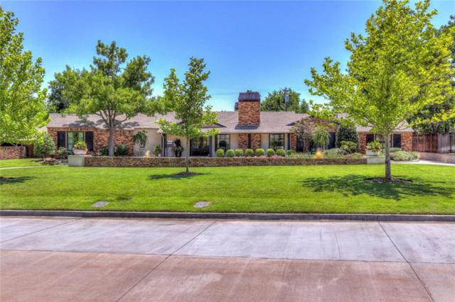 1632 Queenstown Road, Nichols Hills, OK 73116 (MLS #831658) :: Homestead & Co