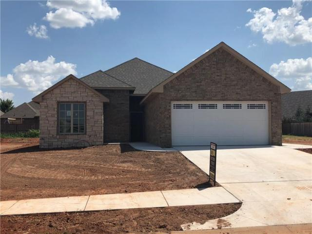 7712 NW 136th Terrace, Oklahoma City, OK 73142 (MLS #831676) :: Wyatt Poindexter Group