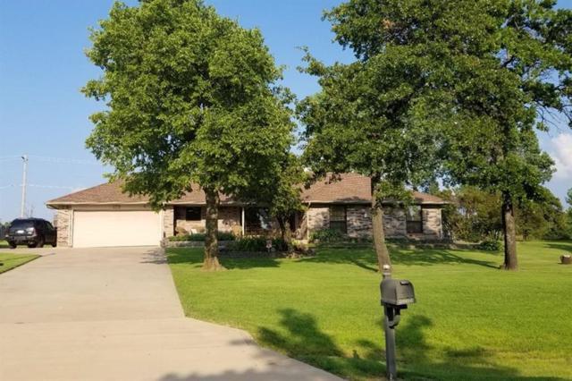 402 Ash Road, Choctaw, OK 73020 (MLS #831726) :: Wyatt Poindexter Group