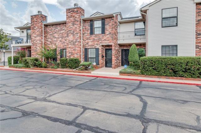 6325 N Villa #112, Oklahoma City, OK 73112 (MLS #831747) :: Wyatt Poindexter Group