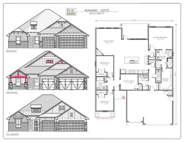 2012 Edgewater Drive, Moore, OK 73160 (MLS #831771) :: UB Home Team