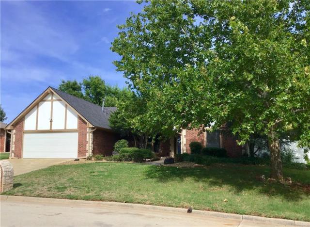 4217 Windsong Way, Oklahoma City, OK 73120 (MLS #831794) :: Wyatt Poindexter Group