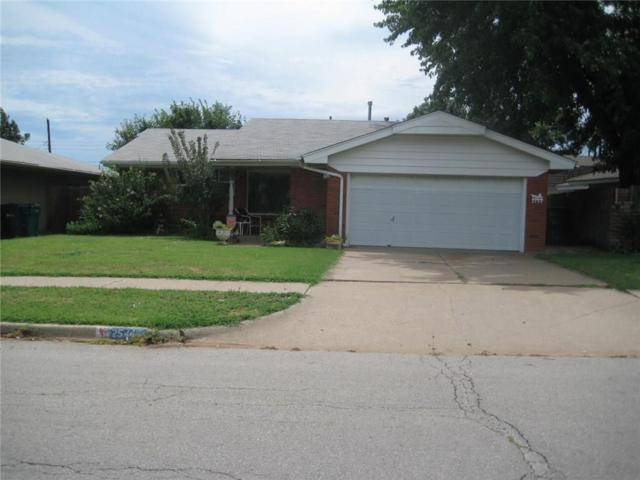 2544 SW 86th Street, Oklahoma City, OK 73159 (MLS #831803) :: Wyatt Poindexter Group
