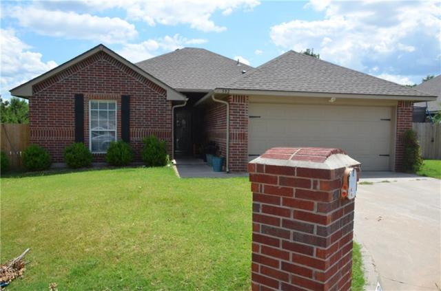 392 9th Place, Newcastle, OK 73065 (MLS #831808) :: Wyatt Poindexter Group