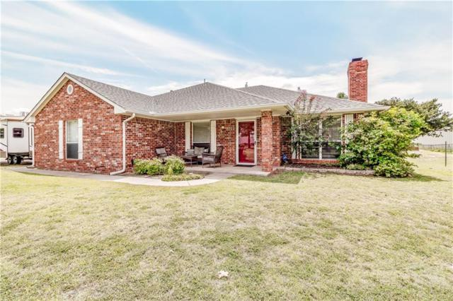 2323 Walnut Dr, Tuttle, OK 73089 (MLS #831812) :: Erhardt Group at Keller Williams Mulinix OKC