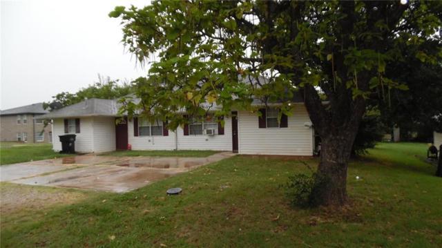 605 N Dogwood Road, Wellston, OK 74881 (MLS #831814) :: Homestead & Co