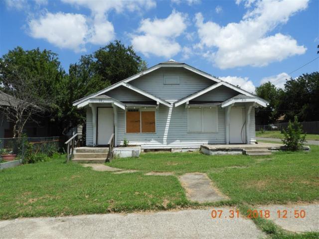 2001 NW 11th Street, Oklahoma City, OK 73106 (MLS #831857) :: Erhardt Group at Keller Williams Mulinix OKC