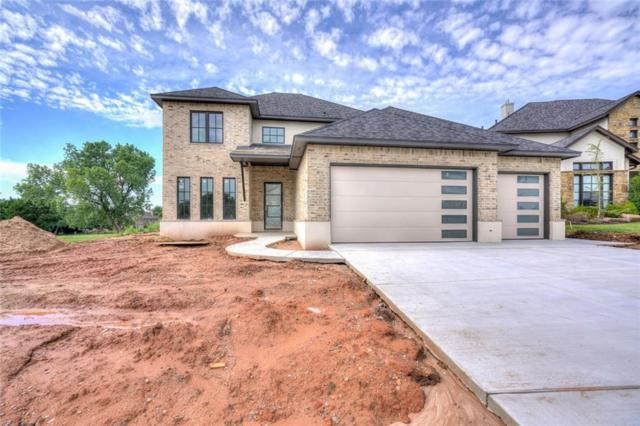 449 Saint Claire Drive, Edmond, OK 73025 (MLS #831920) :: Homestead & Co