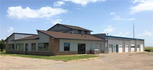 1707 N Glenn English Street, Cordell, OK 73632 (MLS #831968) :: UB Home Team