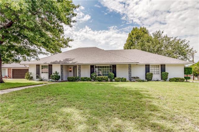 2616 NW 111th Street, Oklahoma City, OK 73120 (MLS #831969) :: KING Real Estate Group