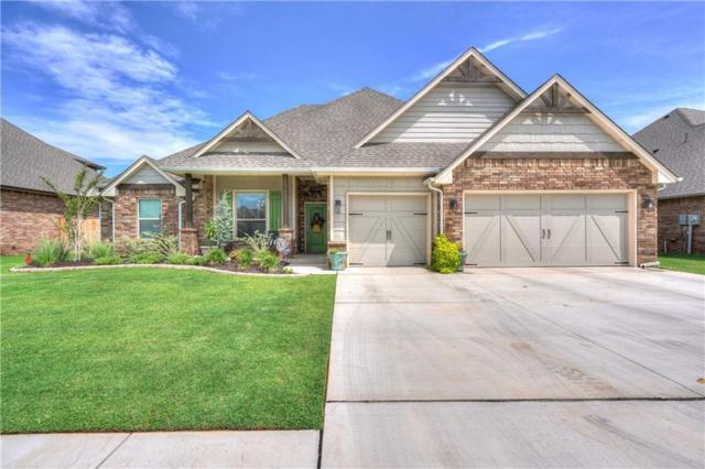 8609 NW 127th Street, Oklahoma City, OK 73142 (MLS #831986) :: Wyatt Poindexter Group
