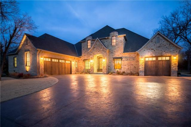 12200 Stonemill Manor Court, Edmond, OK 73131 (MLS #832015) :: UB Home Team