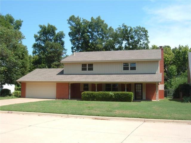 725 Terrace, Norman, OK 73069 (MLS #832033) :: Wyatt Poindexter Group