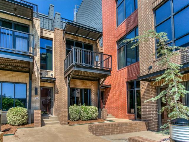 239 NE 4th Street #5, Oklahoma City, OK 73104 (MLS #832052) :: Homestead & Co