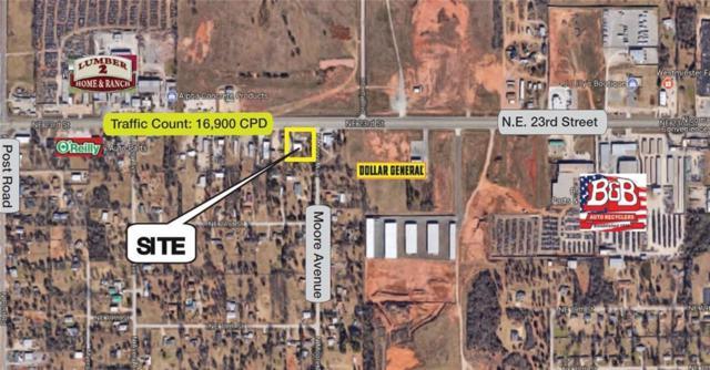 10420 NE 23rd Street, Nicoma Park, OK 73140 (MLS #832090) :: Barry Hurley Real Estate