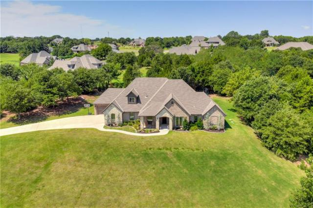 5609 Chateau Lane, Edmond, OK 73034 (MLS #832095) :: Homestead & Co