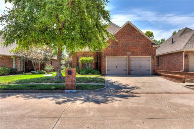 1016 Riviera, Norman, OK 73072 (MLS #832128) :: Wyatt Poindexter Group