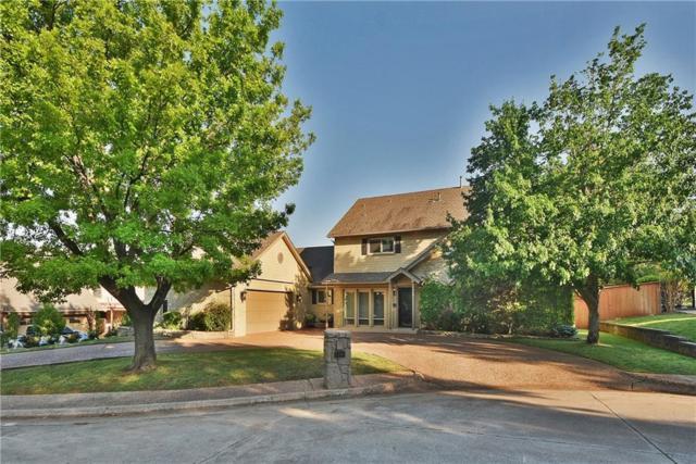 1304 Burnham Court, Edmond, OK 73025 (MLS #832257) :: KING Real Estate Group