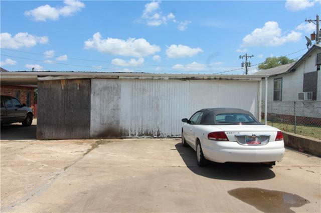 820 N Park Street, Seminole, OK 74868 (MLS #832263) :: Barry Hurley Real Estate